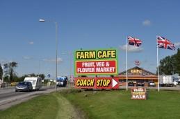Farm cafe