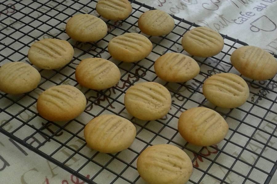 Vanilla Spelt Cookies