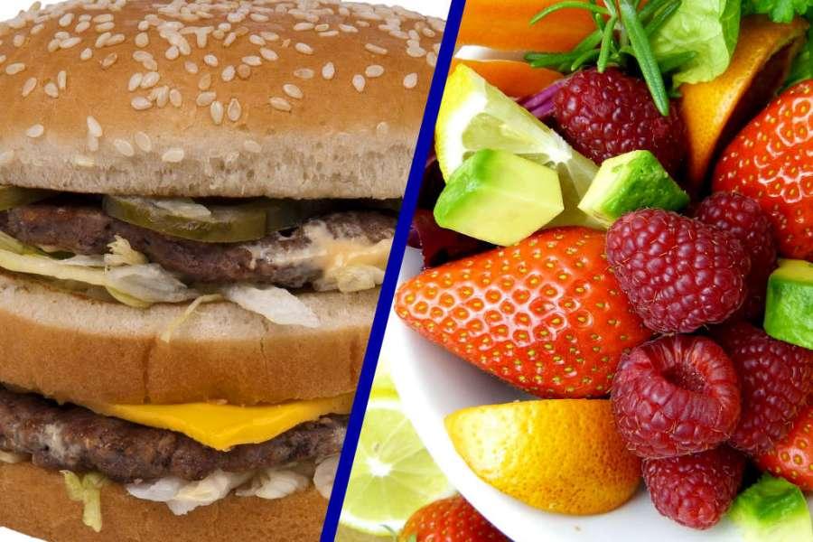 Fast food or Fresh Food?