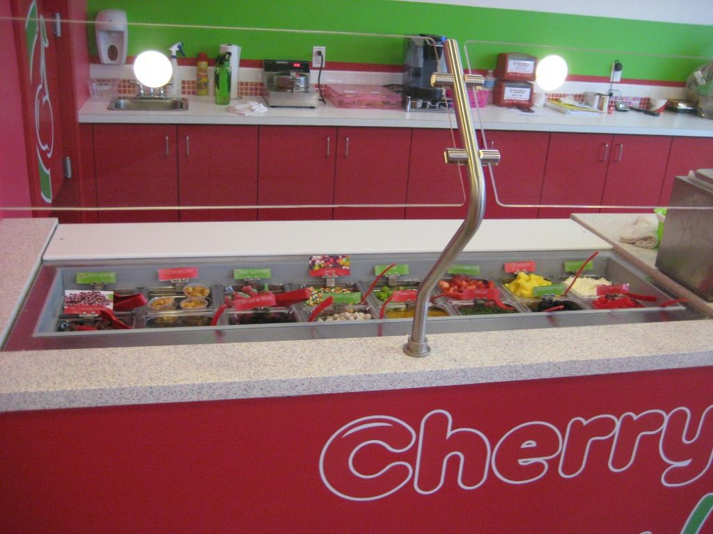 CherryBerry - Fruit Fixins