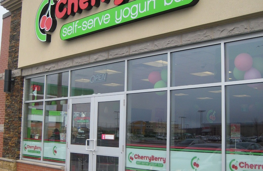 NNS002 – CherryBerry in Bedford South, Nova Scotia, Canada