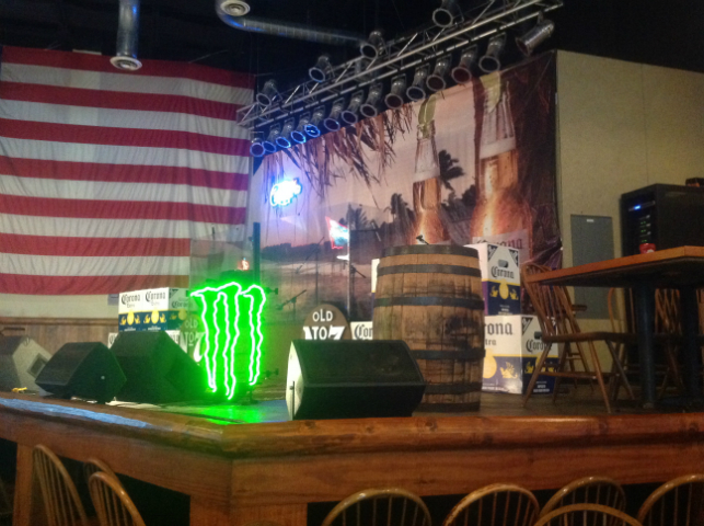 Toby Keith's - Main Stage