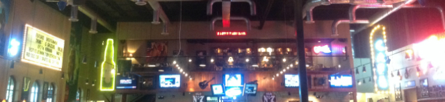 Toby Keith's - Upstairs Section