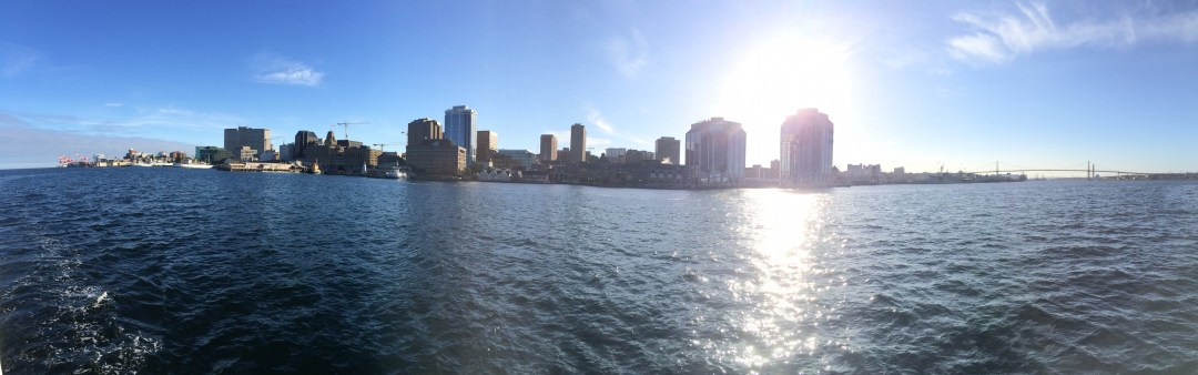 The Halifax Waterfront - May 2015