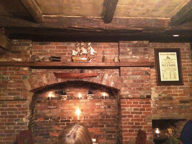 Press Gang - Interior 1