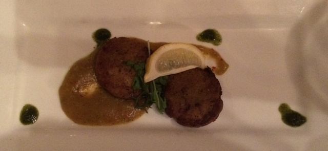 Press Gang - Panchette Crab Cakes