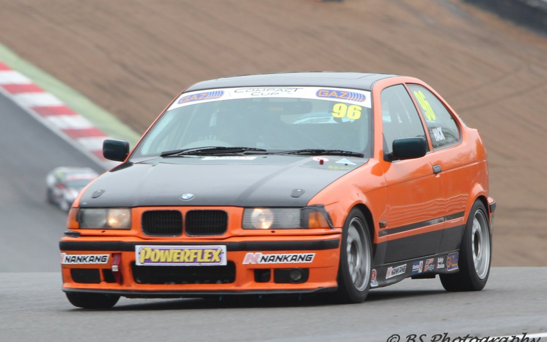 BMW Compact Cup Round 2 Report – Brands Hatch