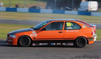 Chris Hack Racing again
