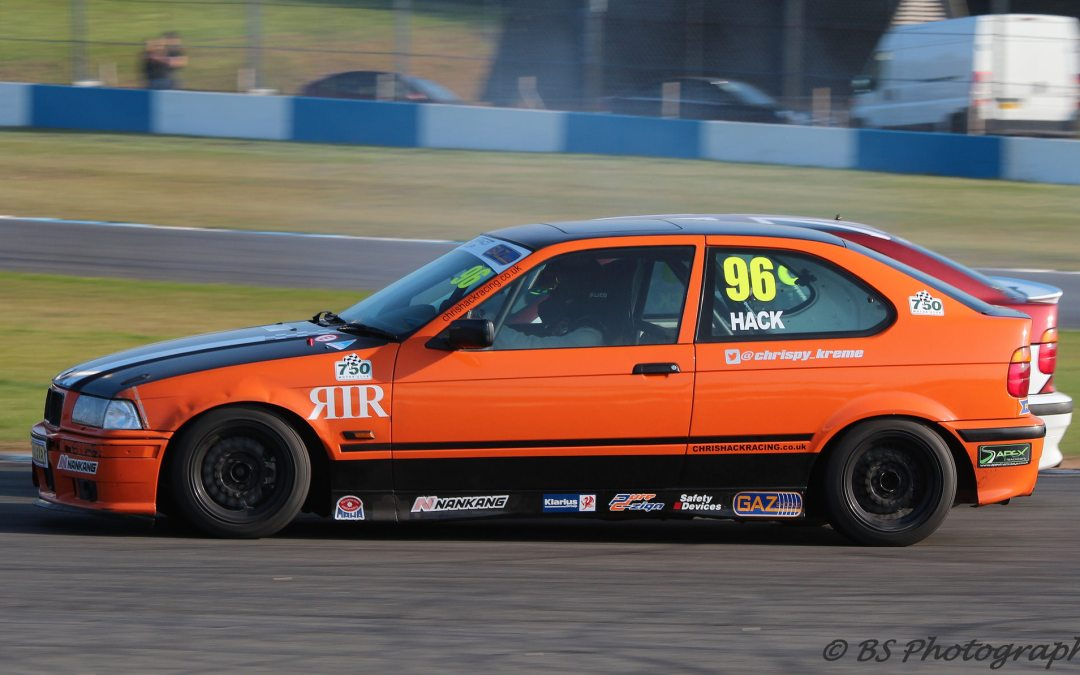 Chris Hack Racing again
