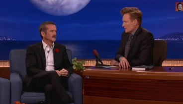 On Conan: Space laundry