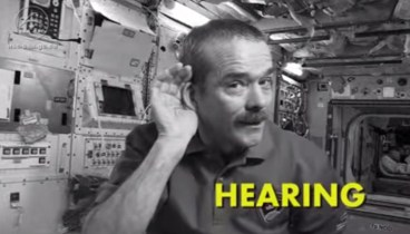 The Five Senses in Space: Hearing