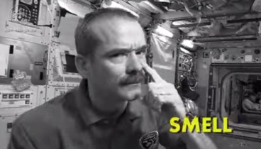 The Five Senses in Space: Smell