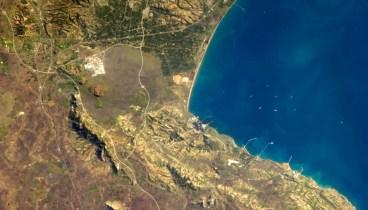 Coast near Ceyhan, Turkey