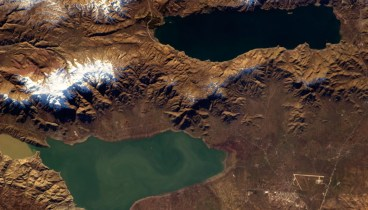 Lake Hazar & Keban Reservoir, Turkey