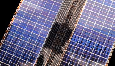 ISS Solar Panel