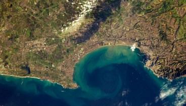 Mediterranean port