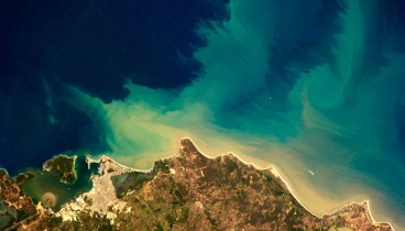 North coast of South America