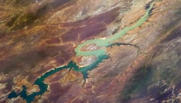 River in South America