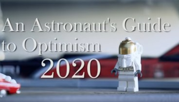 An Astronaut's Guide to Optimism 2020
