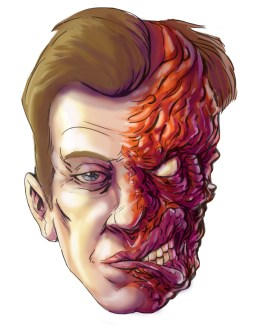 Two Face pic July 2014