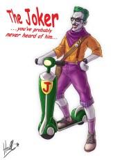 The Hipster Joker 20th July 2014