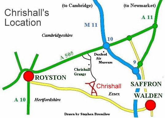 chrishall-location-map