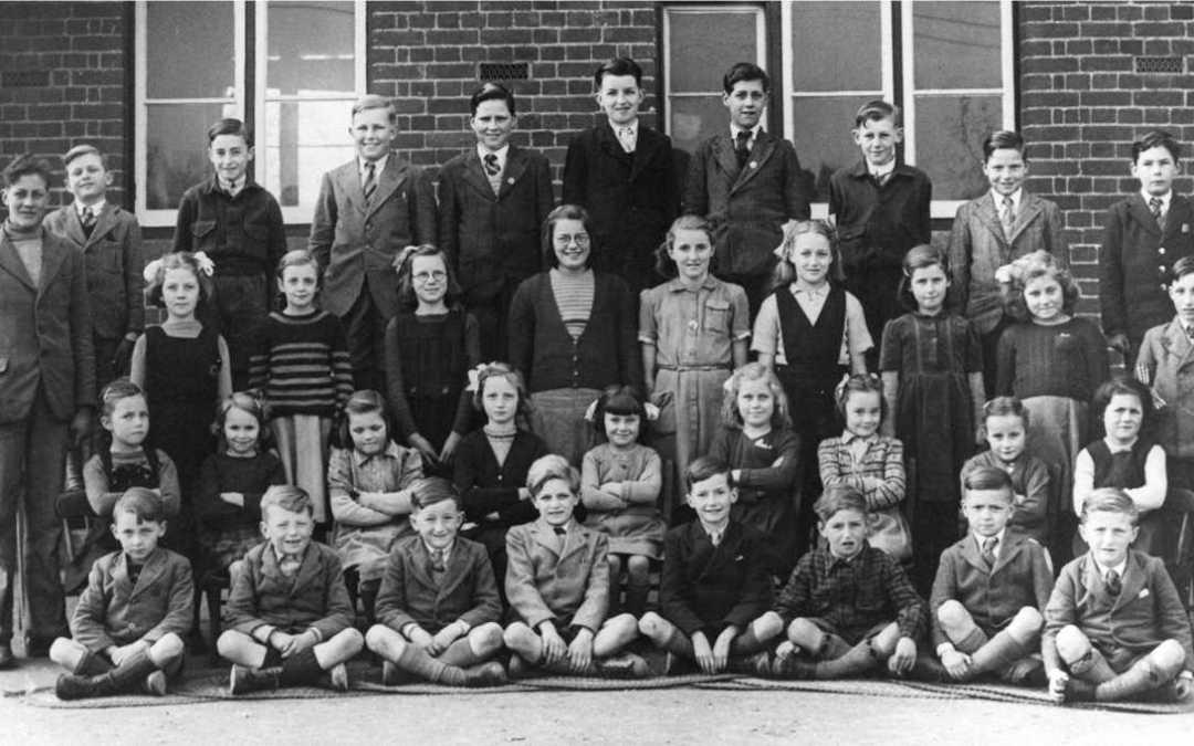 School 1950