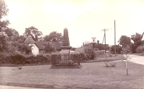 War Memorial 1960s