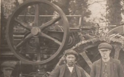 Plough Team 1917