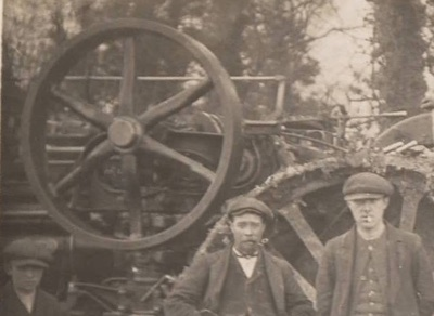 Plough Team 1917