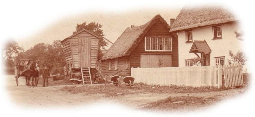 home farm chrishall