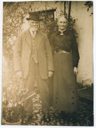 Charles and Mary-Ann Flack