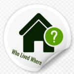 Who Lived Where logo