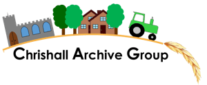 Chrishall Archive Group logo