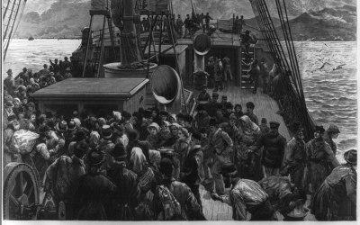Exodus – the Ships