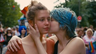Adèle Exarchopoulos and the film she starred in, Blue is the Warmest Colour, are MIA in this year's crop of Oscar nominees
