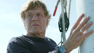 A shoo-in, it seemed, Robert Redford did not get a nomination for his work in All Is Lost