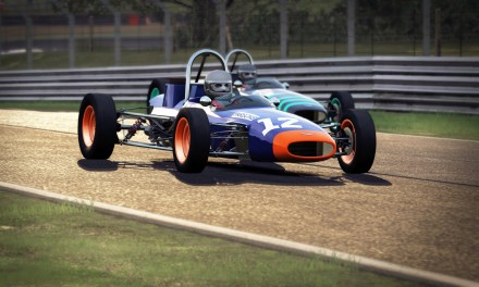 Formula Ford Assetto Corsa Mod [Preview] Russell-Alexis Mk.14