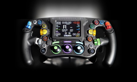 Is This The Best Sim Racing Wheel? Precision Sim Engineering GPX