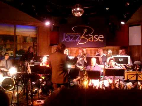 space chanty by chris heslop jazz orchestra