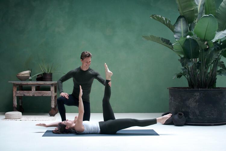 Yogainstructeur