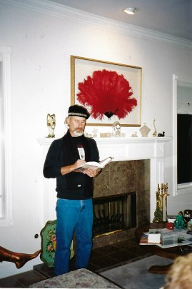First Book Reading, Tiburon, CA
