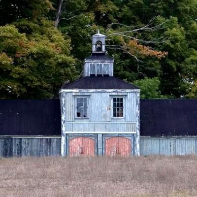 The Ornate Barn