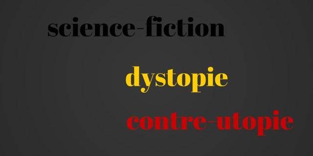 dystopie, contre-utopie