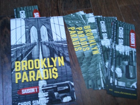 Brooklyn Paradis Marque-pages