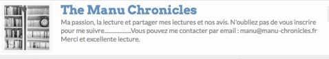 The Manu Chronicles