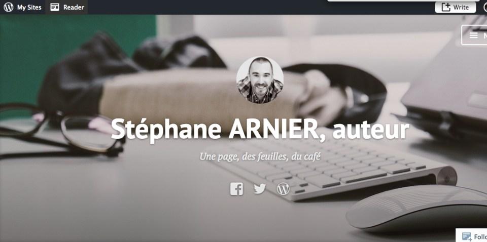 Stephane Arnier