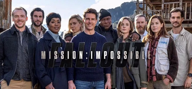 Mission Impossible: Fallout – Next Entertainment Review