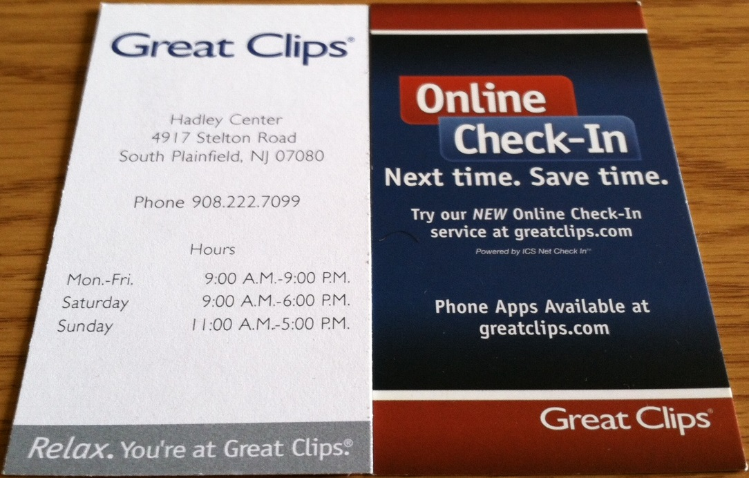 99 Great Clips 2014 7 Haircut