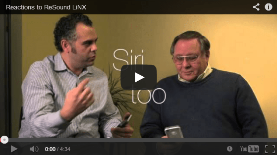 Hearing Instrument Wearers Reactions to ReSound LiNX